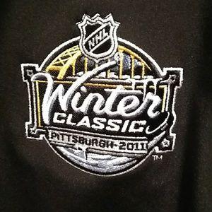 (2011) Winter Classic hockey coat/Pittsburgh